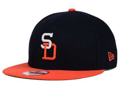 San Diego Padres New Era MLB All Star Patch 9FIFTY Snapback Cap