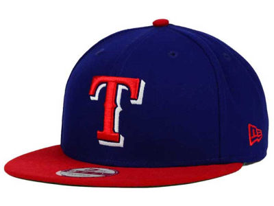 Texas Rangers New Era MLB All Star Patch 9FIFTY Snapback Cap