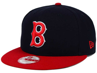 Boston Red Sox New Era MLB All Star Patch 9FIFTY Snapback Cap