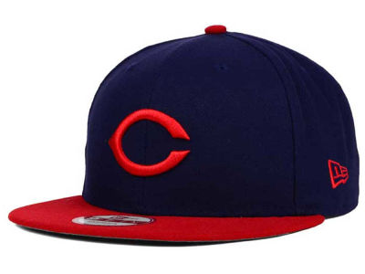 Cincinnati Reds New Era MLB All Star Patch 9FIFTY Snapback Cap