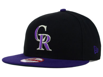 Colorado Rockies New Era MLB All Star Patch 9FIFTY Snapback Cap