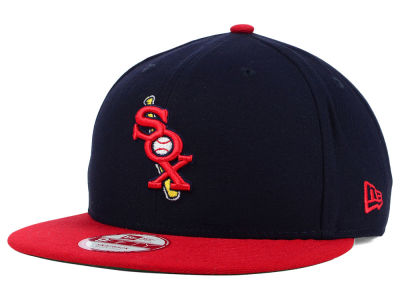 Chicago White Sox New Era MLB All Star Patch 9FIFTY Snapback Cap