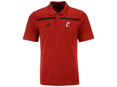 Cincinnati Bearcats adidas NCAA Men's Sideline Coaches Polo Shirt