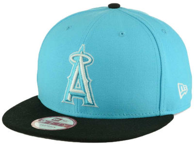Los Angeles Angels New Era MLB The Queens 9FIFTY Snapback Cap