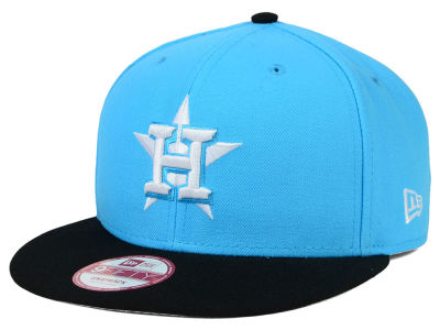 Houston Astros New Era MLB The Queens 9FIFTY Snapback Cap