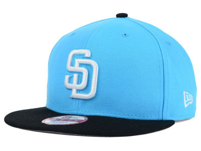 San Diego Padres New Era MLB The Queens 9FIFTY Snapback Cap