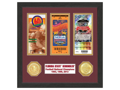 Florida State Seminoles Ticket Mint Event