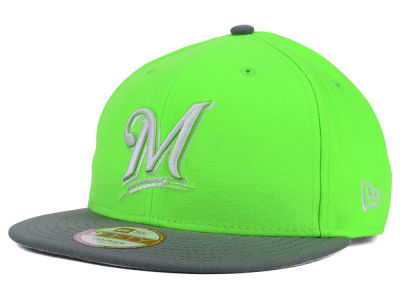 Milwaukee Brewers New Era MLB The Queens 9FIFTY Snapback Cap
