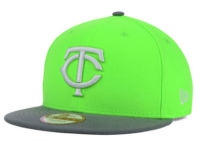 Minnesota Twins New Era MLB The Queens 9FIFTY Snapback Cap