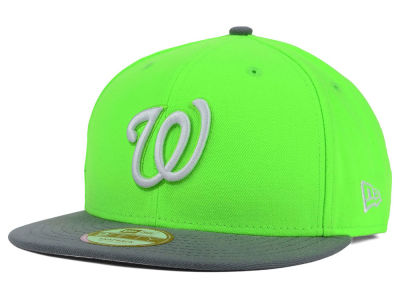 Washington Nationals New Era MLB The Queens 9FIFTY Snapback Cap