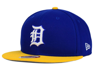 Detroit Tigers New Era MLB The Queens 9FIFTY Snapback Cap