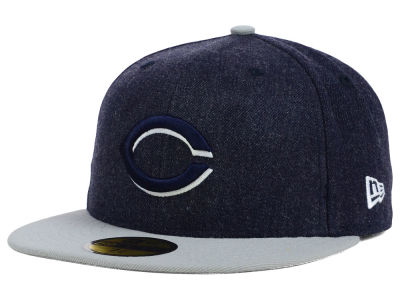 Cincinnati Reds New Era MLB The Eaton 59FIFTY Cap
