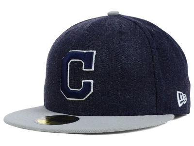 Cleveland Indians New Era MLB The Eaton 59FIFTY Cap