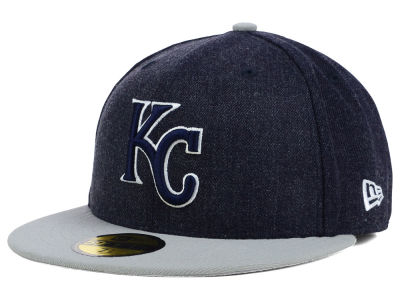 Kansas City Royals New Era MLB The Eaton 59FIFTY Cap