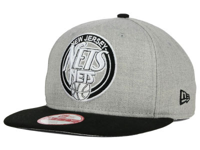 New Jersey Nets New Era NBA HWC Custom Closer 9FIFTY Snapback Cap