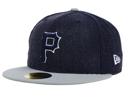 Pittsburgh Pirates New Era MLB The Eaton 59FIFTY Cap