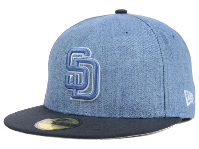 San Diego Padres New Era MLB The Eaton 59FIFTY Cap