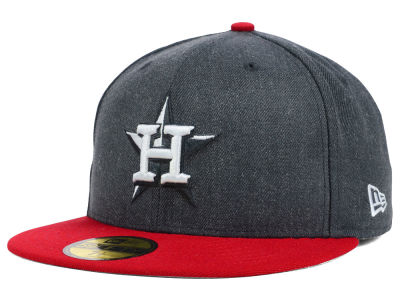 Houston Astros New Era MLB The Eaton 59FIFTY Cap
