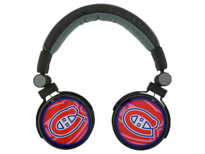 Montreal Canadiens DJ Headphones
