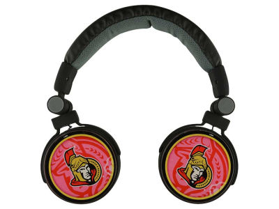Ottawa Senators DJ Headphones