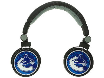 Vancouver Canucks DJ Headphones