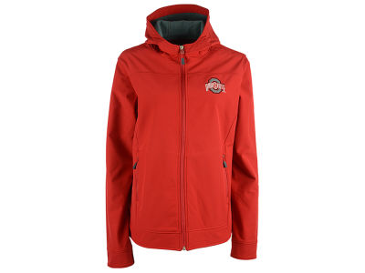 Ohio State Buckeyes NCAA Womens Softshell Jacket