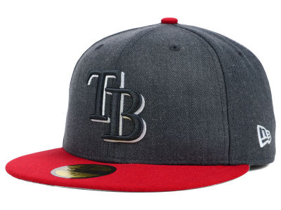 Tampa Bay Rays New Era MLB The Eaton 59FIFTY Cap