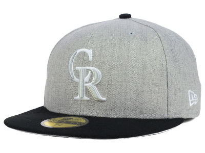 Colorado Rockies New Era MLB The Eaton 59FIFTY Cap