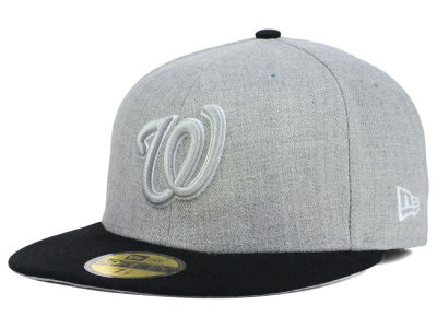 Washington Nationals New Era MLB The Eaton 59FIFTY Cap