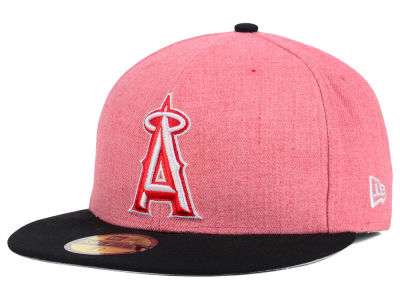Los Angeles Angels New Era MLB The Eaton 59FIFTY Cap
