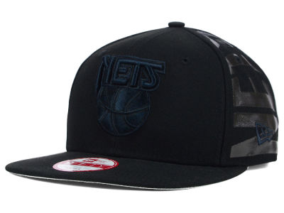 New Jersey Nets New Era NBA HWC Spark Side 9FIFTY Snapback Cap