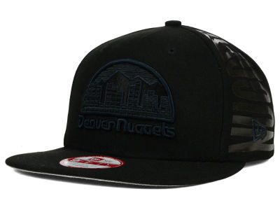 Denver Nuggets New Era NBA HWC Spark Side 9FIFTY Snapback Cap