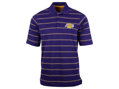 Los Angeles Lakers NBA Men's Deluxe Polo Shirt