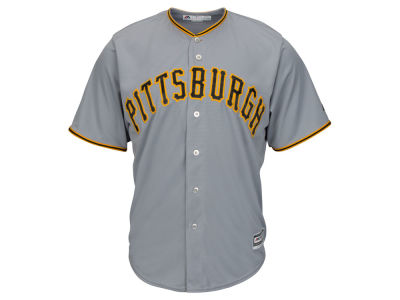 Pittsburgh Pirates Majestic MLB Men's Blank Replica Cool Base Jersey