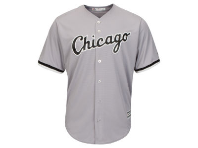 Chicago White Sox Majestic MLB Men's Blank Replica Cool Base Jersey