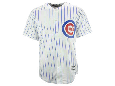 Chicago Cubs Majestic MLB Men's Blank Replica Cool Base Jersey
