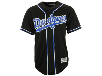 Los Angeles Dodgers Majestic MLB Men's Blank Replica Cool Base Jersey