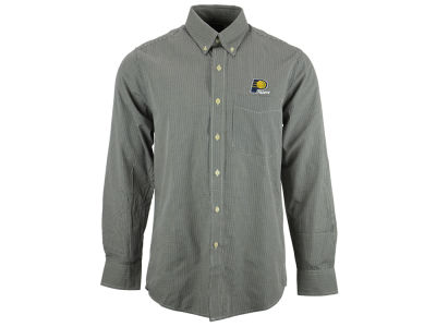 Indiana Pacers NBA Focus Long Sleeve Woven Shirt