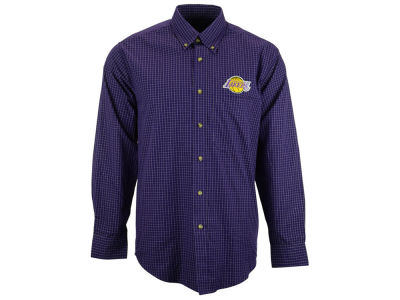 Los Angeles Lakers NBA Esteem Button Down Shirt