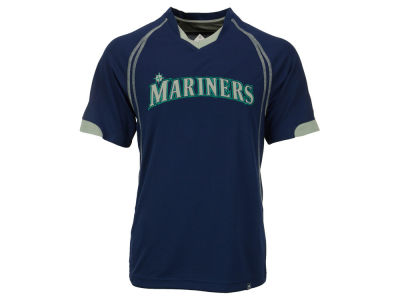 Seattle Mariners MLB Men's Lead Hitter Shirt