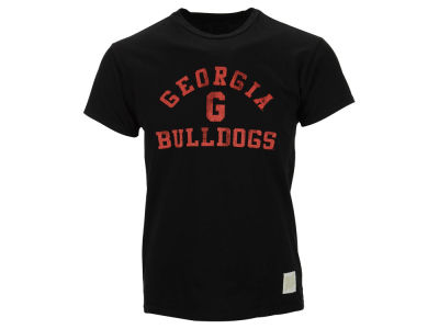 Georgia Bulldogs NCAA Vintage Super Soft T-Shirt