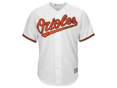 Baltimore Orioles Majestic MLB Men's Blank Replica Cool Base Jersey