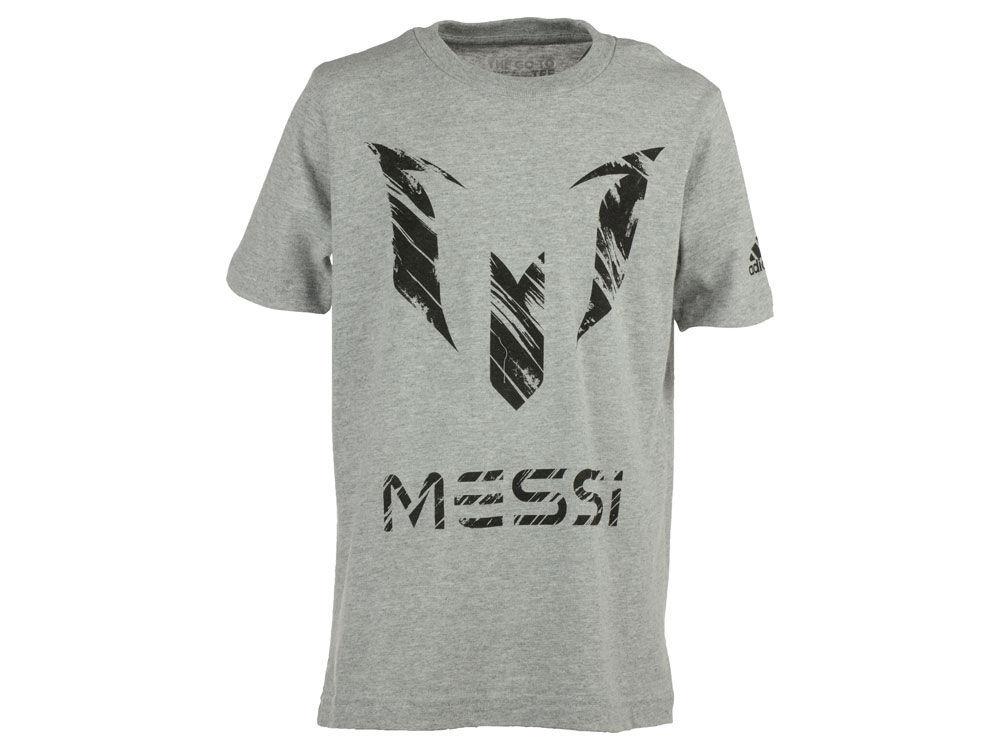 adidas messi t shirts