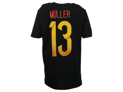 Germany Thomas Muller MLS National Team Youth WC Player T-Shirt