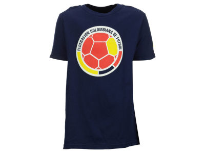 Colombia National Team Youth Crest T-Shirt