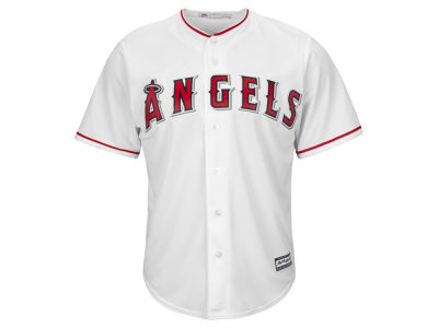 Los Angeles Angels Majestic MLB Men's Blank Replica Cool Base Jersey