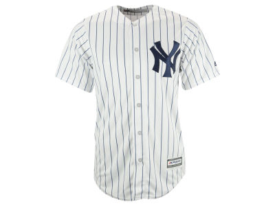 New York Yankees Majestic MLB Men's Blank Replica Jersey
