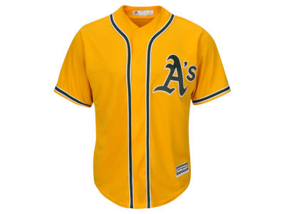 Oakland Athletics Majestic MLB Men's Blank Replica Cool Base Jersey