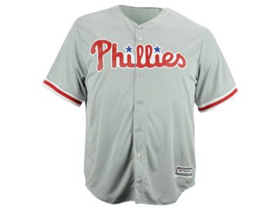 Philadelphia Phillies Majestic MLB Men's Blank Replica Cool Base Jersey