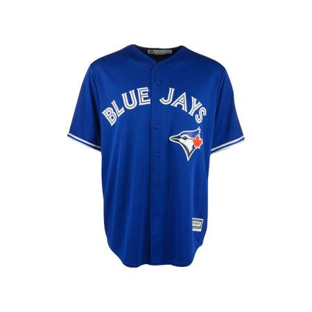 Toronto Blue Jays Majestic MLB Men's Blank Replica Cool Base Jersey
